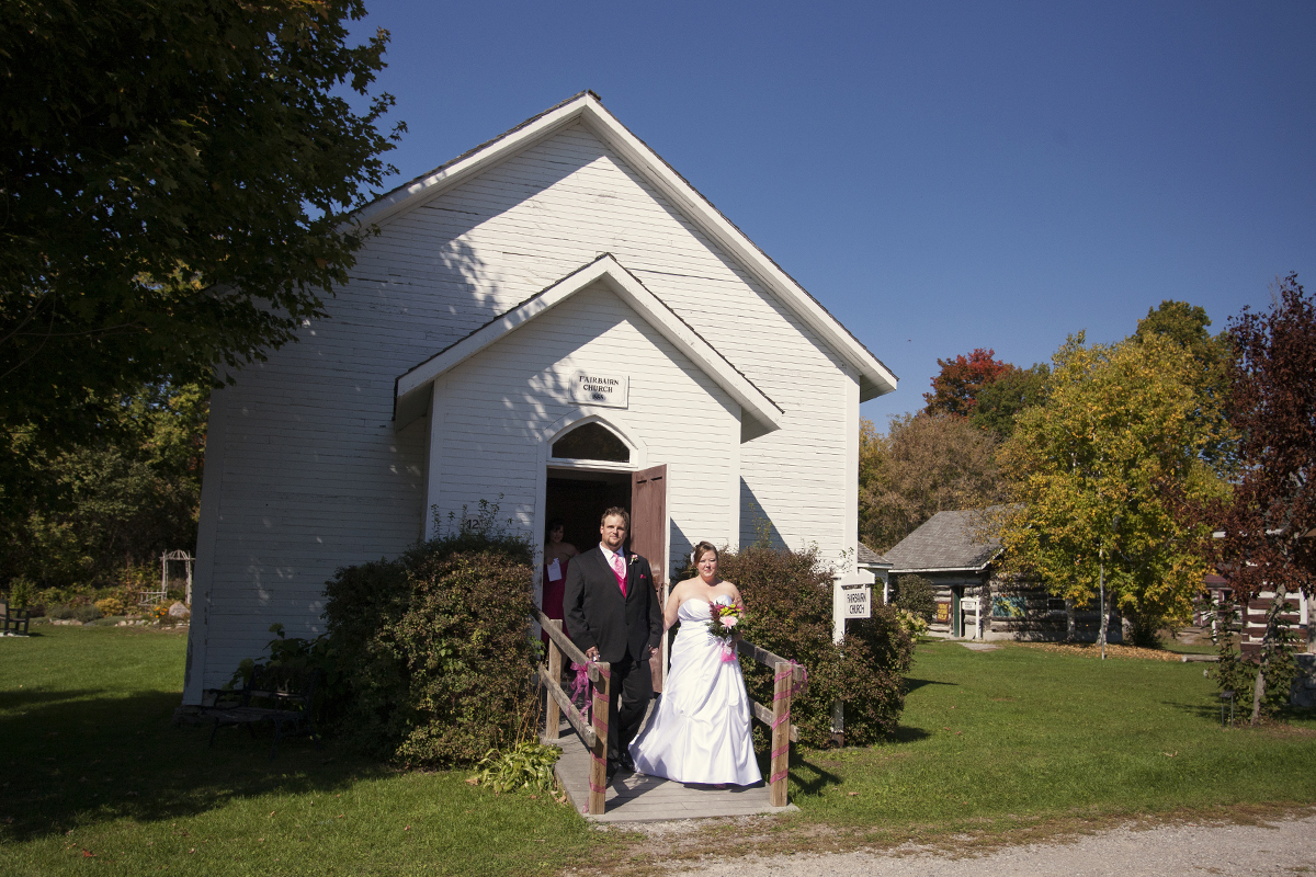Wedding Photographer Bobcaygeon